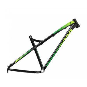 """DARTMOOR Primal Rahmen 27,5"""" schwarz/grün schwarz/grün"""