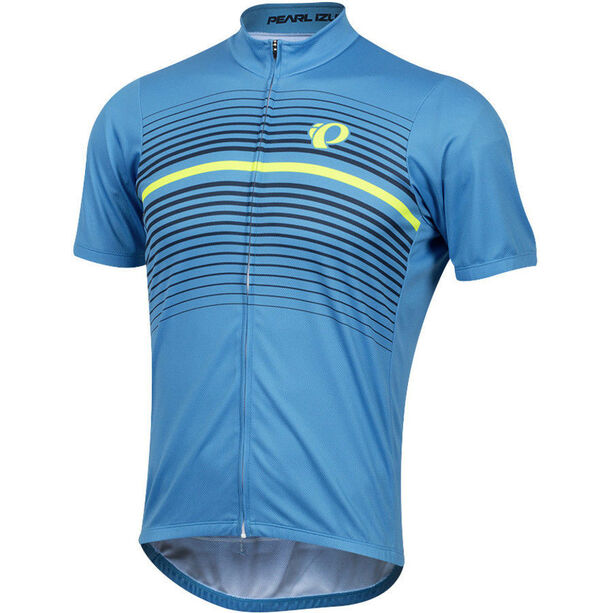 PEARL iZUMi Select LTD Shortsleeve Jersey Herren atomic blue diffuse