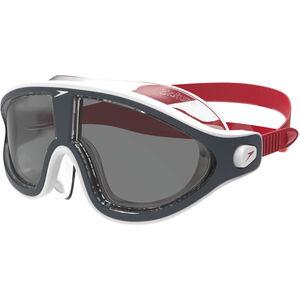 speedo Biofuse Rift V2 Goggles red/smoke red/smoke
