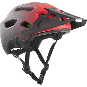 TSG Trailfox Graphic Design Helmet fade to red fade to red