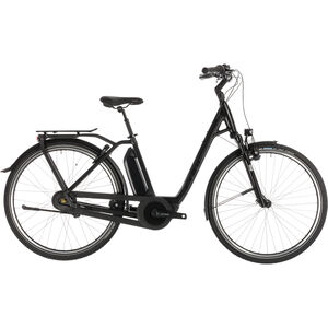 Cube Town Hybrid EXC 500 Easy Entry Black Edition bei fahrrad.de Online
