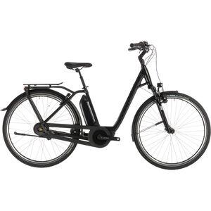 Cube Town Hybrid EXC 400 Easy Entry Black Edition bei fahrrad.de Online
