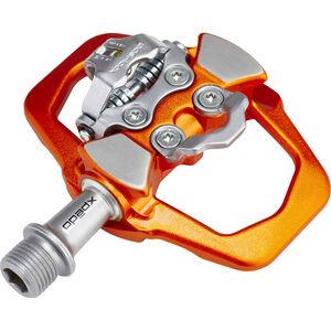 Xpedo Traverse Duo Pedal orange bei fahrrad.de Online