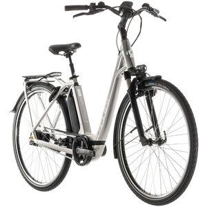 Cube Town Hybrid SL 500 Easy Entry Silver'n'White bei fahrrad.de Online