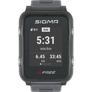 SIGMA SPORT iD.FREE Multi-Sport Watch grey grey