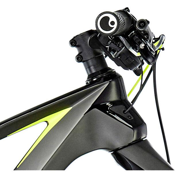 "Ghost Hybride Lector X S5.7+ LC 29/27,5+"" titanium gray/night black/neon yellow titanium gray/night black/neon yellow"