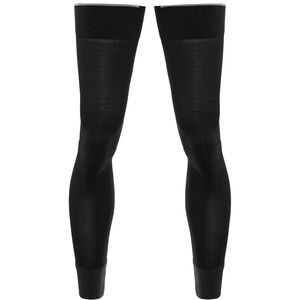 UYN Alpha Leg Warmers black/charcoal black/charcoal
