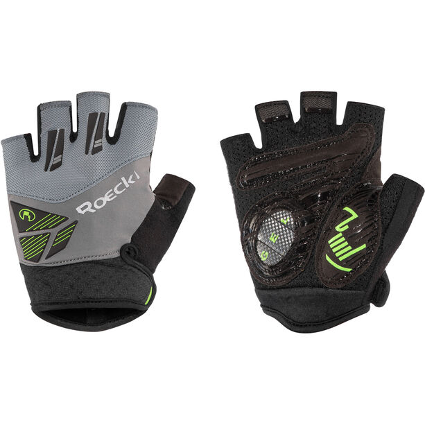 Roeckl Index Handschuhe grau