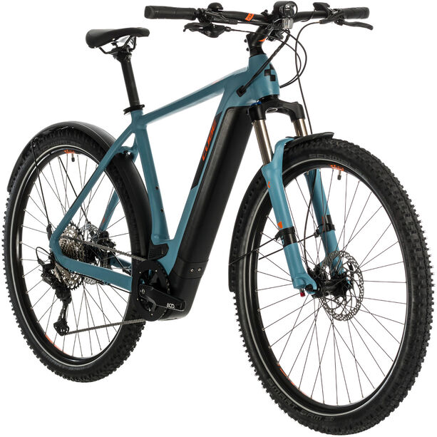 Cube Cross Hybrid Race 625 Allroad blue/orange