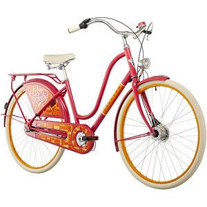 Electra Amsterdam Fashion 3i Damen joyride bright pink joyride bright pink