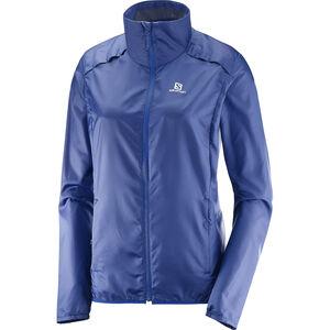 Salomon Agile Wind Jacket Damen medieval blue medieval blue