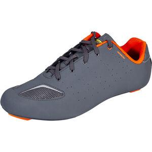 Mavic Aksium III Shoes asphalt/orangeade/black