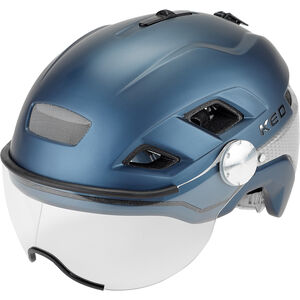 KED B-Vis X-Lite Helmet nightblue matt nightblue matt