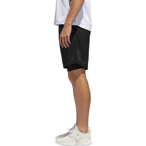 "adidas Own The Run 7"" 2in1 Shorts Herren"