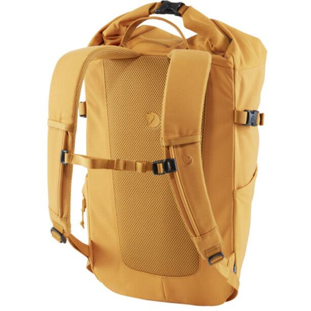 Fjällräven Ulvö Rolltop 23 Backpack red gold