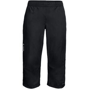 VAUDE Drop 3/4 Pants Herren black black