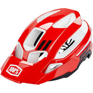 100% Altec Helmet red red
