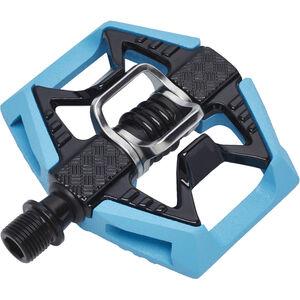 Crankbrothers Double Shot 2 Pedals black/blue black/blue