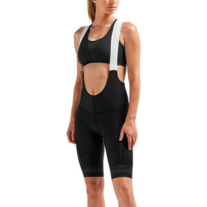 2XU Elite Cycle Bib Shorts Damen black/black black/black