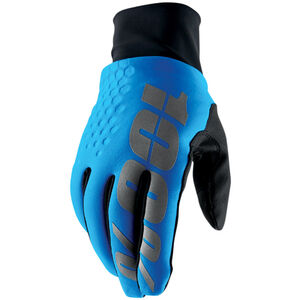 100% Hydromatic Brisker Cold Weather&Waterproof Gloves cyan cyan