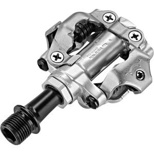 Shimano PD-M540 Pedale SPD silber silber