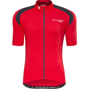 Endura Hyperon Short Sleeve Jersey Men red bei fahrrad.de Online