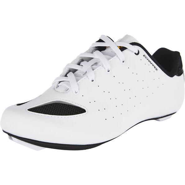 Mavic Echappée Shoes Damen white/black/black