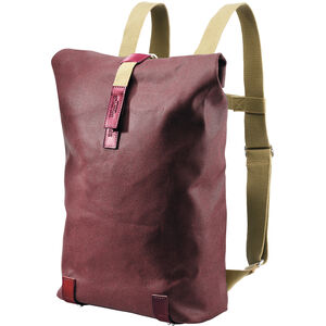 Brooks Pickwick Canvas Backpack Small 12l chianti/maroon bei fahrrad.de Online