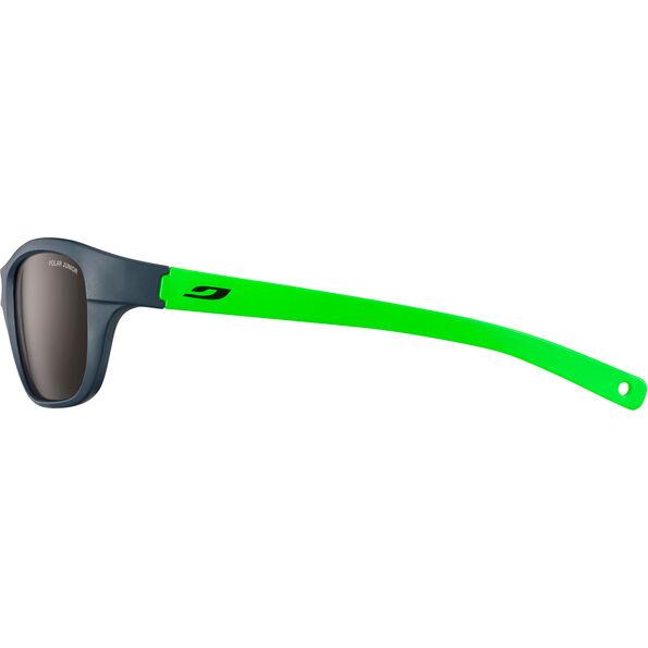 Julbo Player L Polarized 3 Sunglasses Junior 6-10Y Matt Dark Blue/Green-Gray