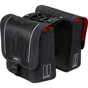 Basil Sport Design Doppelpacktasche 32l black black