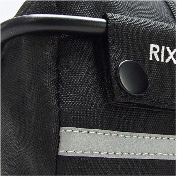 KlickFix Contour Satteltasche schwarz