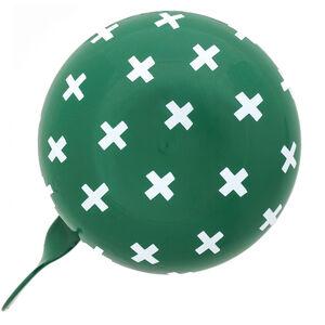 URBAN PROOF Ding Dong Bell 8cm confetti plus green confetti plus green