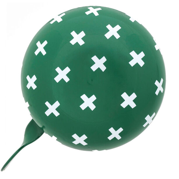 URBAN PROOF Ding Dong Bell 8cm confetti plus green