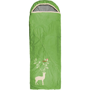 Grüezi-Bag Cloud Decke Reh III Sleeping Bag spring green spring green