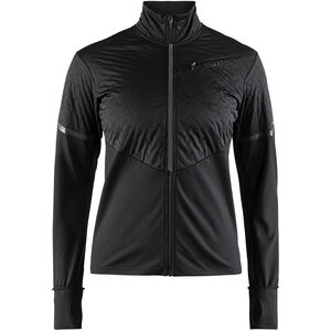 Craft Urban Run Thermal Wind Jacket Damen black black