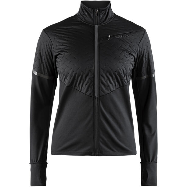 Craft Urban Run Thermal Wind Jacket Damen black