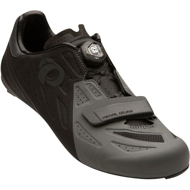 PEARL iZUMi Elite Road V5 Shoes Herren black/shadow grey