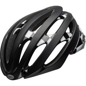 Bell Stratus MIPS Helmet checked matt/gloss black/white checked matt/gloss black/white