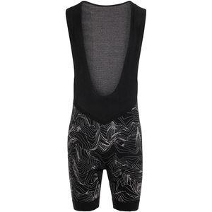 VAUDE SQlab LesSeam Bib Shorts Herren black black