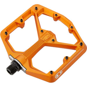 Crankbrothers Stamp 7 Large Pedals orange orange
