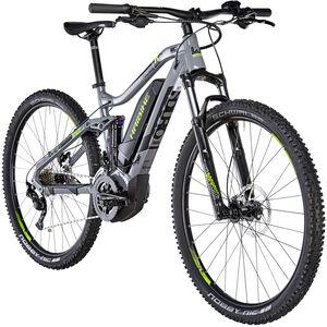 HAIBIKE SDURO FullNine 4.0 grau/schwarz/grün bei fahrrad.de Online