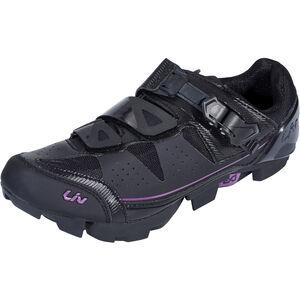 Liv Salita Shoes Women black/purple bei fahrrad.de Online
