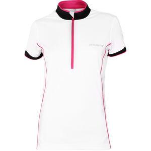 axant Elite Shortsleeve Jersey Women Damen white white