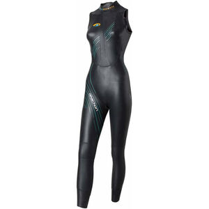 blueseventy Reaction Sleeveless Wetsuit Damen black black