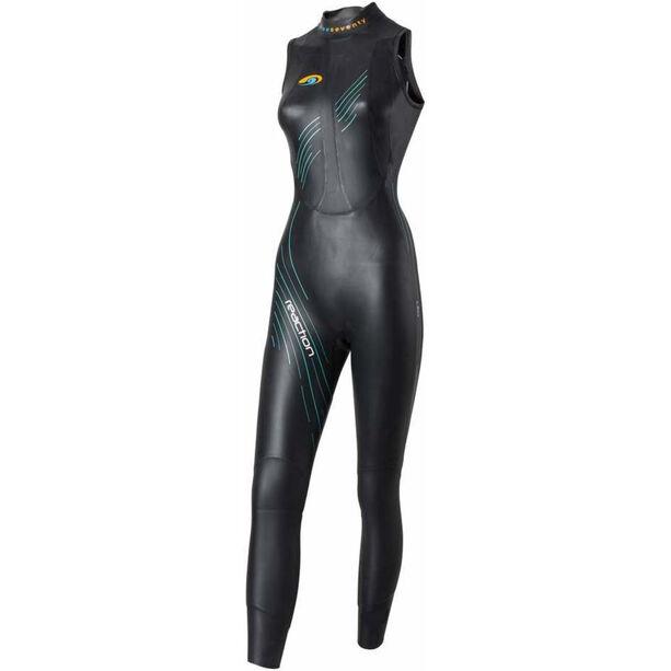 blueseventy Reaction Sleeveless Wetsuit Damen black