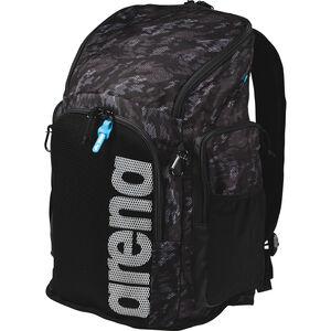 arena Team 45 Allover Backpack camo black camo black