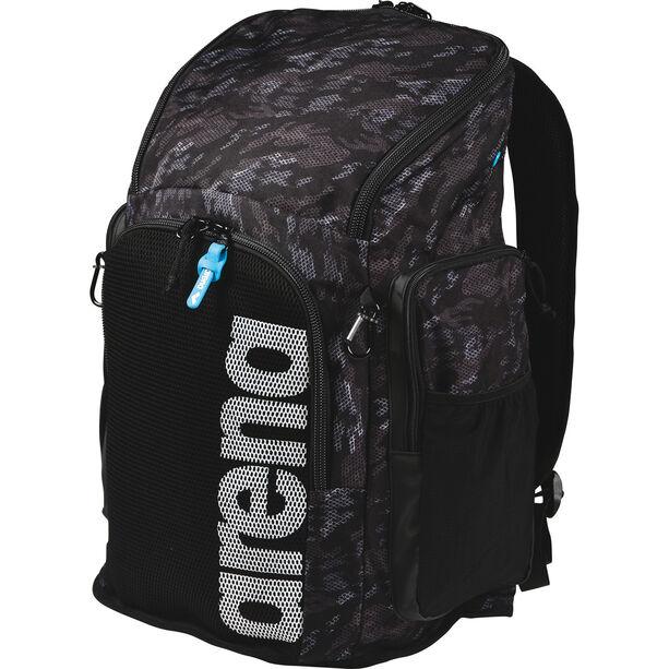 arena Team 45 Allover Backpack camo black