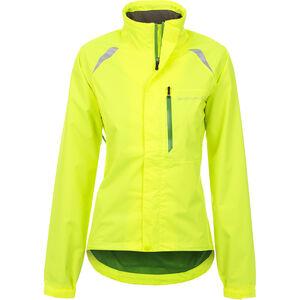 Endura Gridlock II Jacke Damen Neon Gelb bei fahrrad.de Online