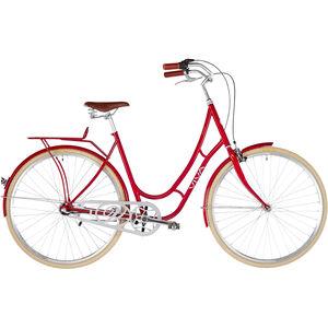 Viva Bikes Juliett Entry Damen dark red dark red