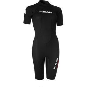 Head Multix VS Multisport 2,5 Shorty Suit Ladies Black/Red bei fahrrad.de Online